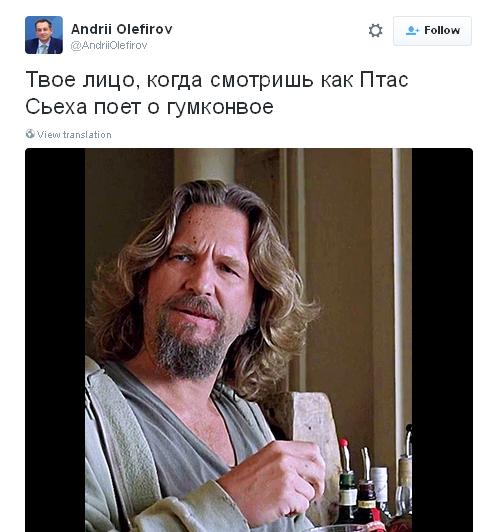 В России сочинили песню о «гумконвоях» на Донбасс (ВИДЕО)