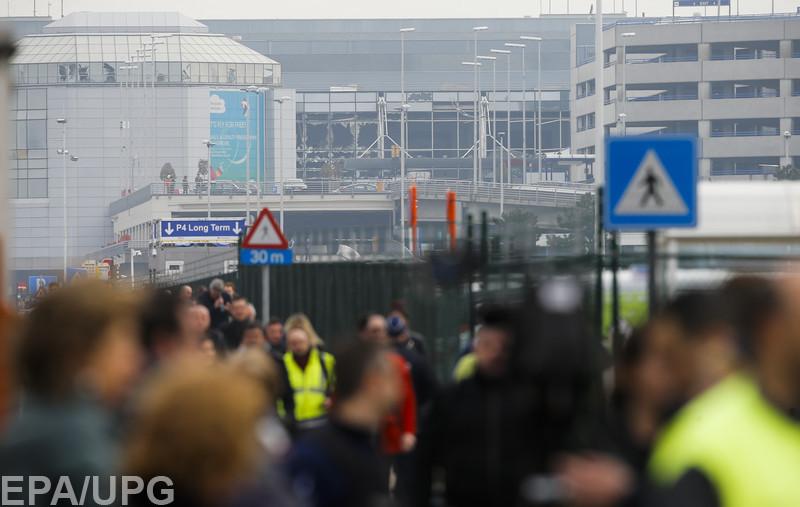 'Апостроф следит за развитием ситуации вокруг трагических событий в столице Бельгии